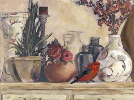 Vases & Pots by Marietta Cohen art print