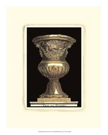 Renaissance Vase IV by Vision Studio art print
