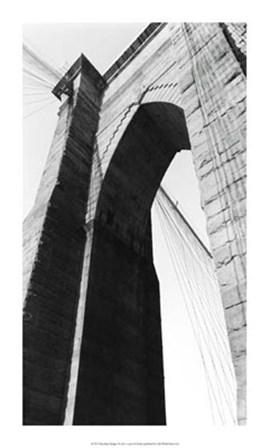 Brooklyn Bridge I by Laura Denardo art print