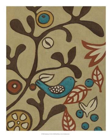 Kookaburra I by Chariklia Zarris art print