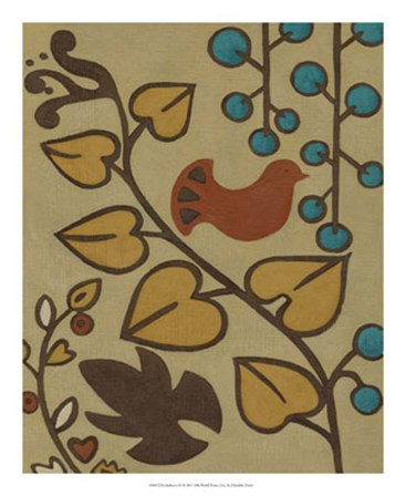 Kookaburra IV by Chariklia Zarris art print