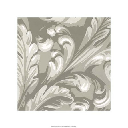 Decorative Relief IV by Ethan Harper art print