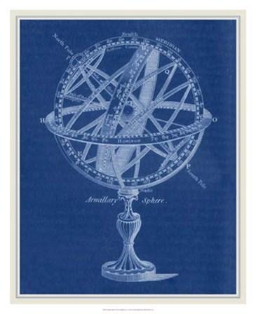 Armillary Sphere I by Vision Studio art print