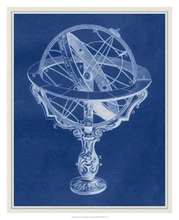 Armillary Sphere II by Vision Studio art print