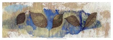 Leaf Banner III by Elena Ray art print