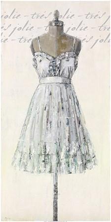 Tres Jolie by Paris Gerrard art print