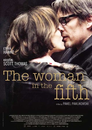 The Woman in the Fifth art print