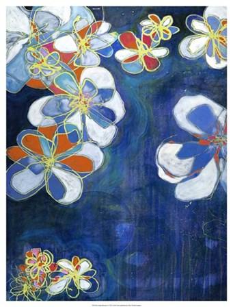 Night Blooms I by Jodi Fuchs art print
