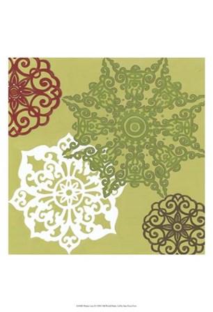 Winter Lace II by June Erica Vess art print