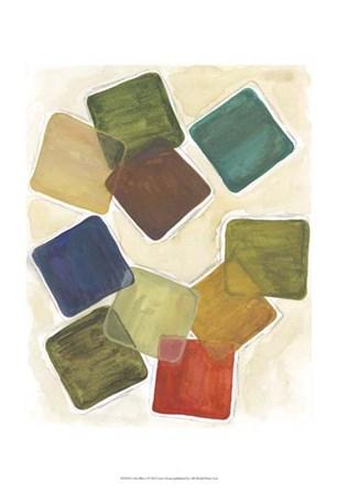 Color Bloc I by Lisa Choate art print