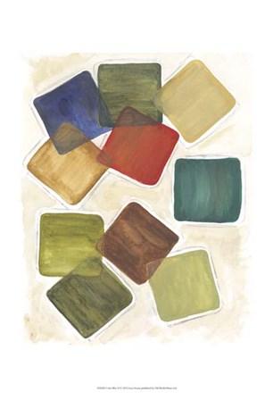 Color Bloc II by Lisa Choate art print