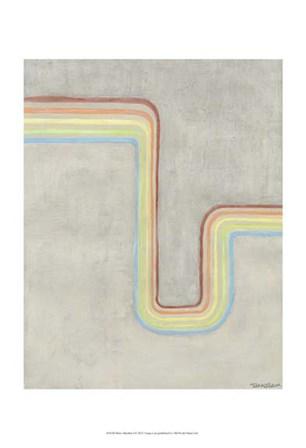 Retro Rhythm I by Vanna Lam art print