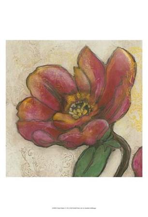 Tulip Poplar I by Jennifer Goldberger art print