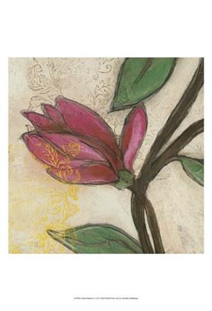 Tulip Poplar III by Jennifer Goldberger art print