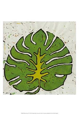 Planta Green IV by Andrea Davis art print
