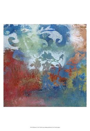 Silhouette I by W Green-Aldridge art print