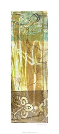 Wheat Grass II by Jennifer Goldberger art print