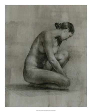 Classic Figure Study I by Ethan Harper art print