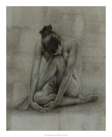 Classic Figure Study II by Ethan Harper art print