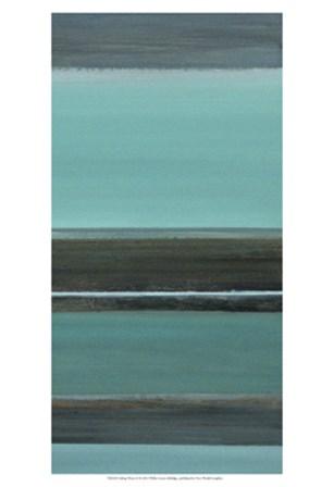 Falling Water II by W Green-Aldridge art print