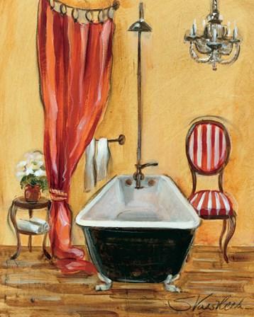 Tuscan Bath III by Silvia Vassileva art print