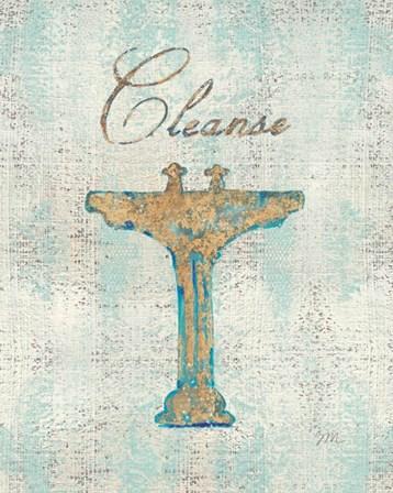 Cleanse by Studio Mousseau art print