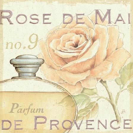 Fleurs and Parfum I by Daphne Brissonnet art print