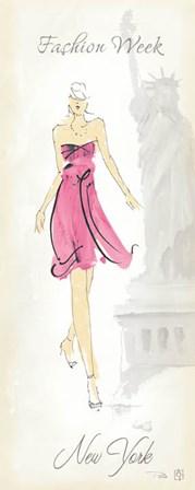 Fashion Lady II by Avery Tillmon art print