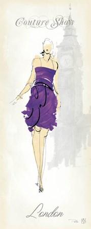 Fashion Lady III by Avery Tillmon art print