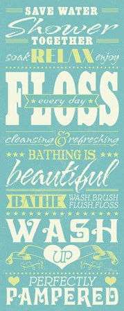 Wash Up II by Pela Studio art print
