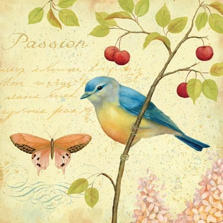 Garden Passion IV by Daphne Brissonnet art print