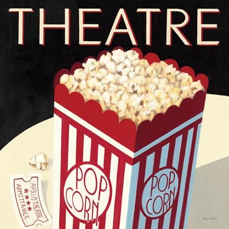 Theatre by Marco Fabiano art print