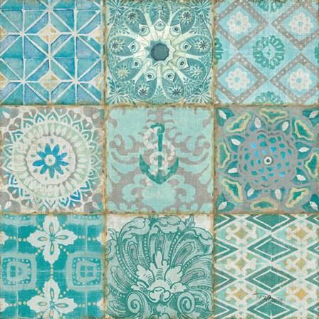 Ocean Tales II by Pela Studio art print