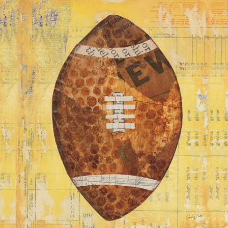 Play Ball II by Courtney Prahl art print