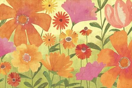 Spring Fling by Veronique Charron art print