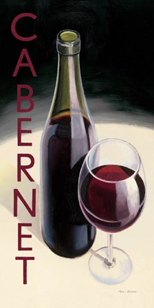 Cabernet by Marco Fabiano art print