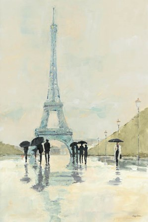April in Paris by Avery Tillmon art print