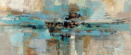 Morning Fjord by Silvia Vassileva art print