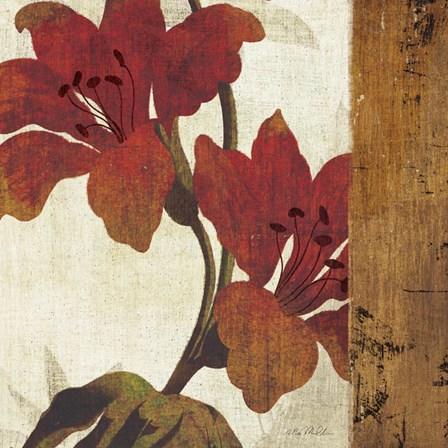 Floral Harmony III by Mo Mullan art print