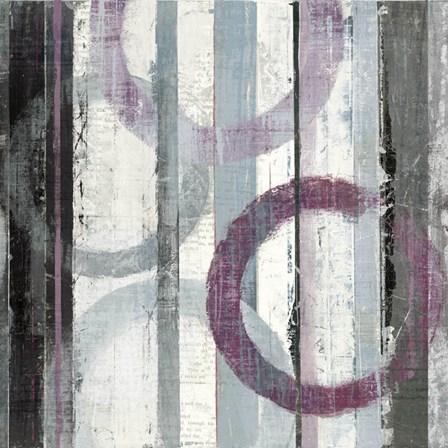 Plum Zephyr II by Mike Schick art print