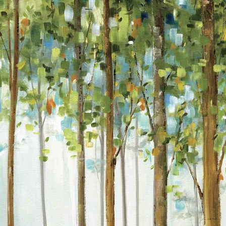 Forest Study III by Lisa Audit art print