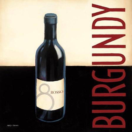 Vin Moderne II by Marco Fabiano art print