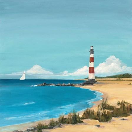 Sandy Point by Avery Tillmon art print
