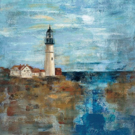 Lighthouse Dream - by Silvia Vassileva art print