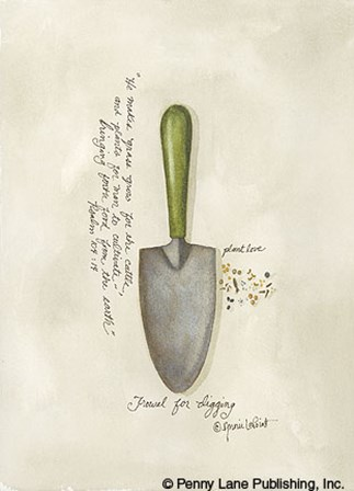 Plant Love by Annie Lapoint art print