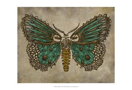Lace Wing I by Chariklia Zarris art print