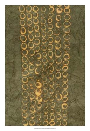 Primitive Patterns I by Renee Stramel art print