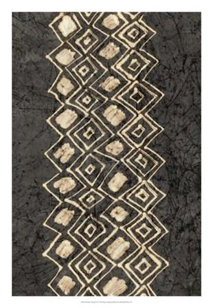 Primitive Patterns IV by Renee Stramel art print