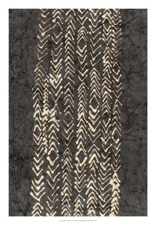 Primitive Patterns V by Renee Stramel art print