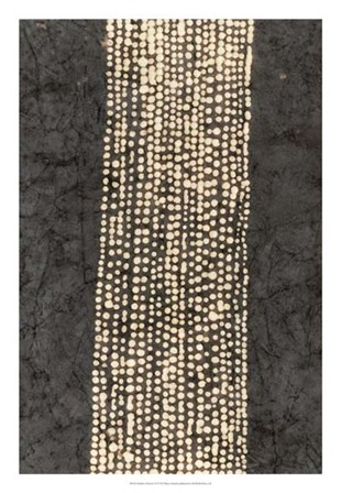 Primitive Patterns VI by Renee Stramel art print